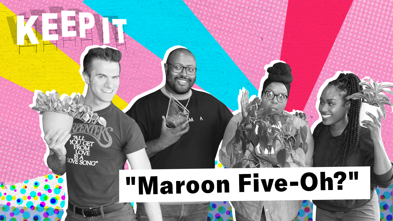 Maroon Five-Oh?