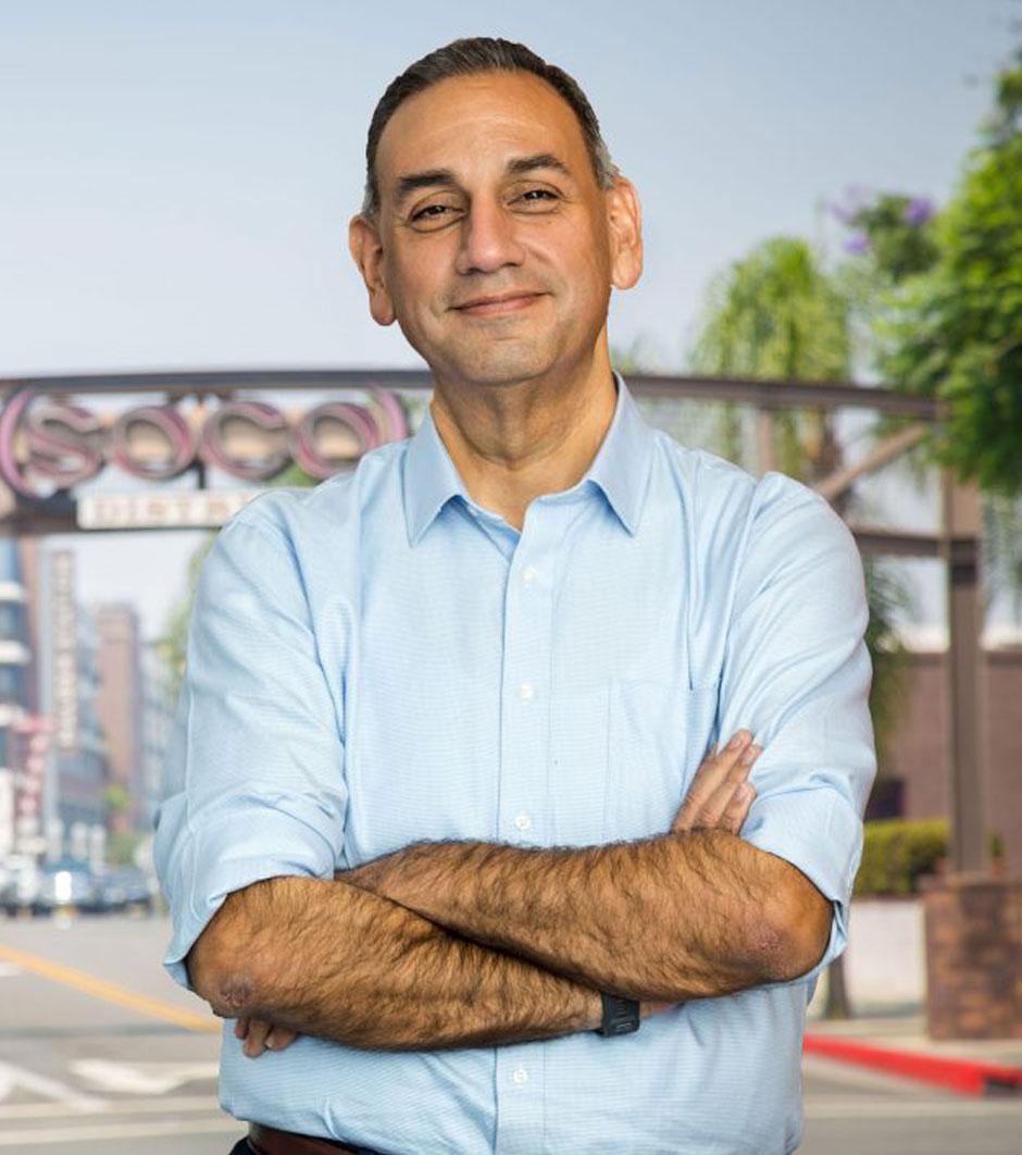 Gil Cisneros